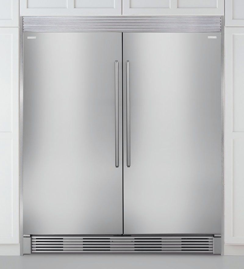 Electrolux Full Size Side By Side Fridge And Freezer So Want