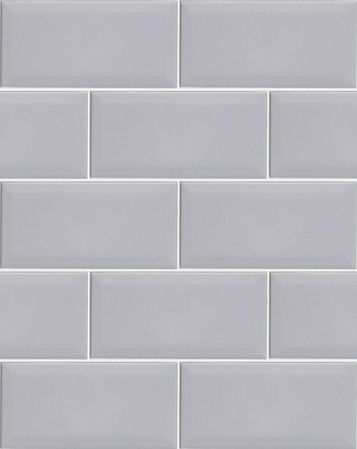 Image Result For Light Gray Tile Rectangle Revestimento Cozinha