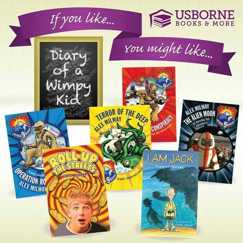 If You Like Diary Of A Wimpy Kid You Will Love These Books For