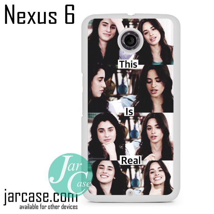 Lauren Jauregui And Camila Cabello Fifth Harmony 2 Phone case for Nexus 4/5/6