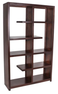 homemakers furniture double sided display case aspen office rh pinterest com double sided shelf double sided shelf for preschool classroom