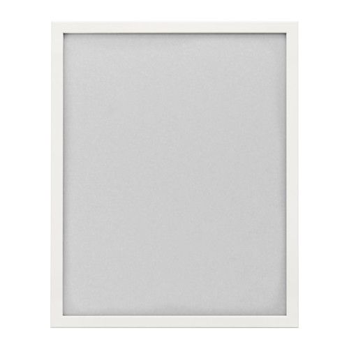 FISKBO Frame, white | Spaces, Apartments and Display wall