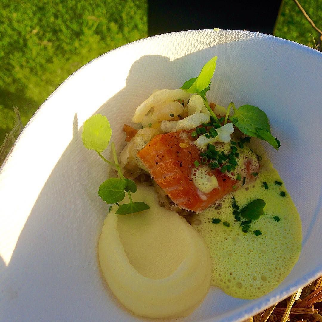 Classic Beurre Blanc Recipe: A La Minute Smoked Salmon Potato Mousseline Sauerkraut
