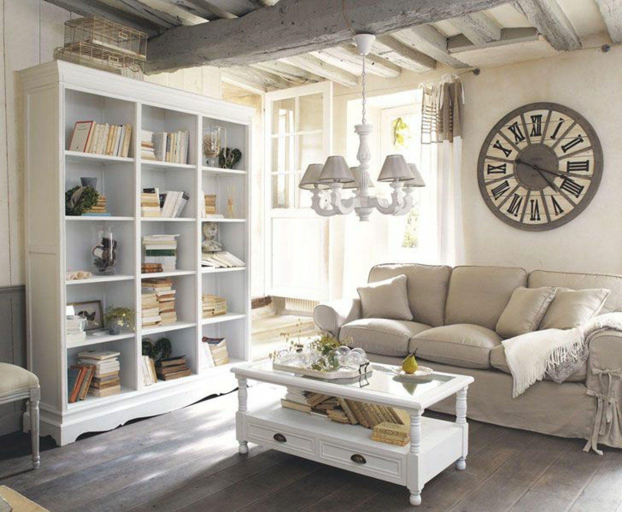 Интерьер загородного дома в стиле прованс, фото интерьера ...