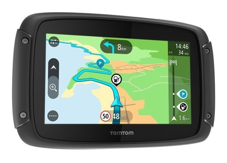 Tom Tom Gps Rider 420 Europe 48 710155 Gps Navigation
