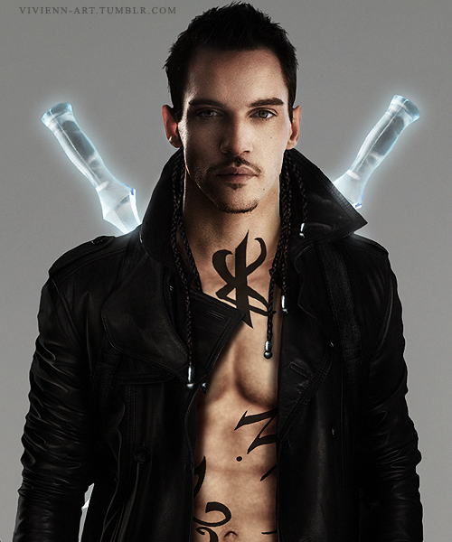 Jonathan Rhys-Meyers as Valentine Morgenstern | Cazadores ...