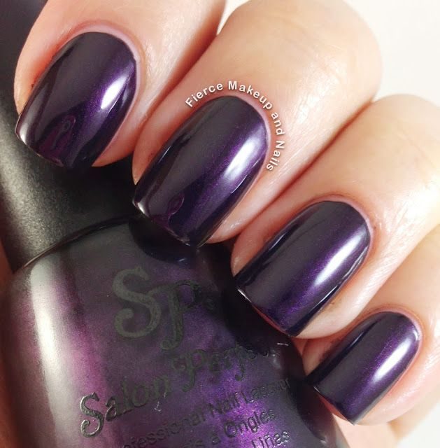 Fierce Makeup and Nails: Salon Perfect First Look Fall ...