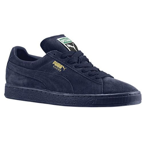 navy blue puma shoes