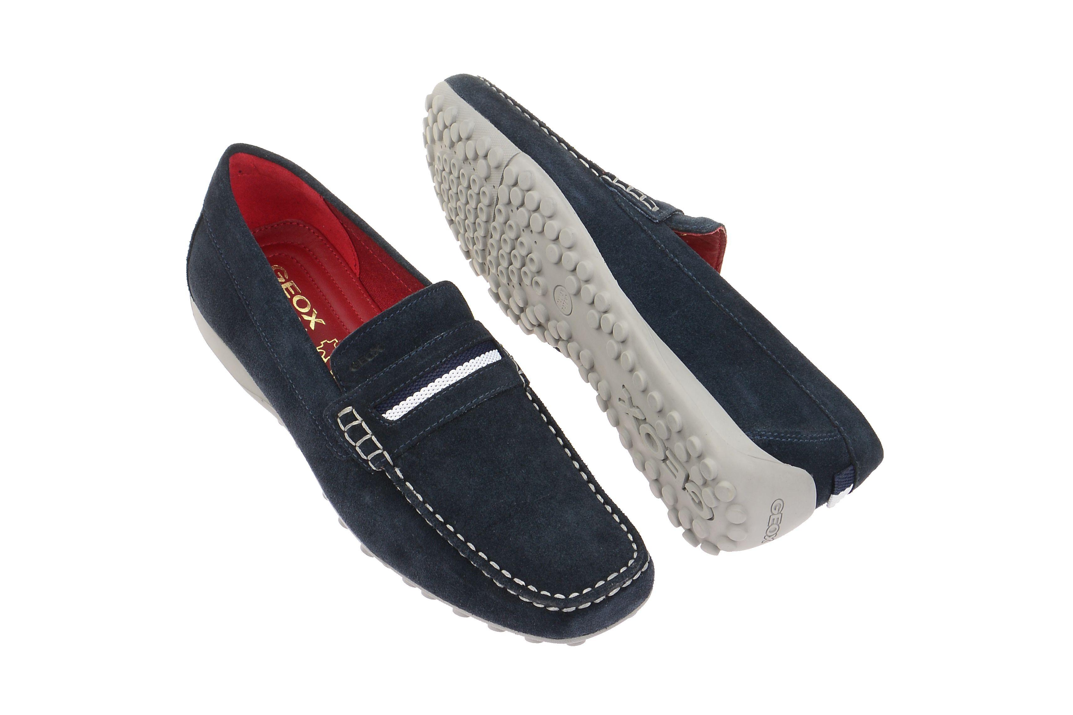 Geox NEBULA Schuhe Sandale für Herren in dunkel blau