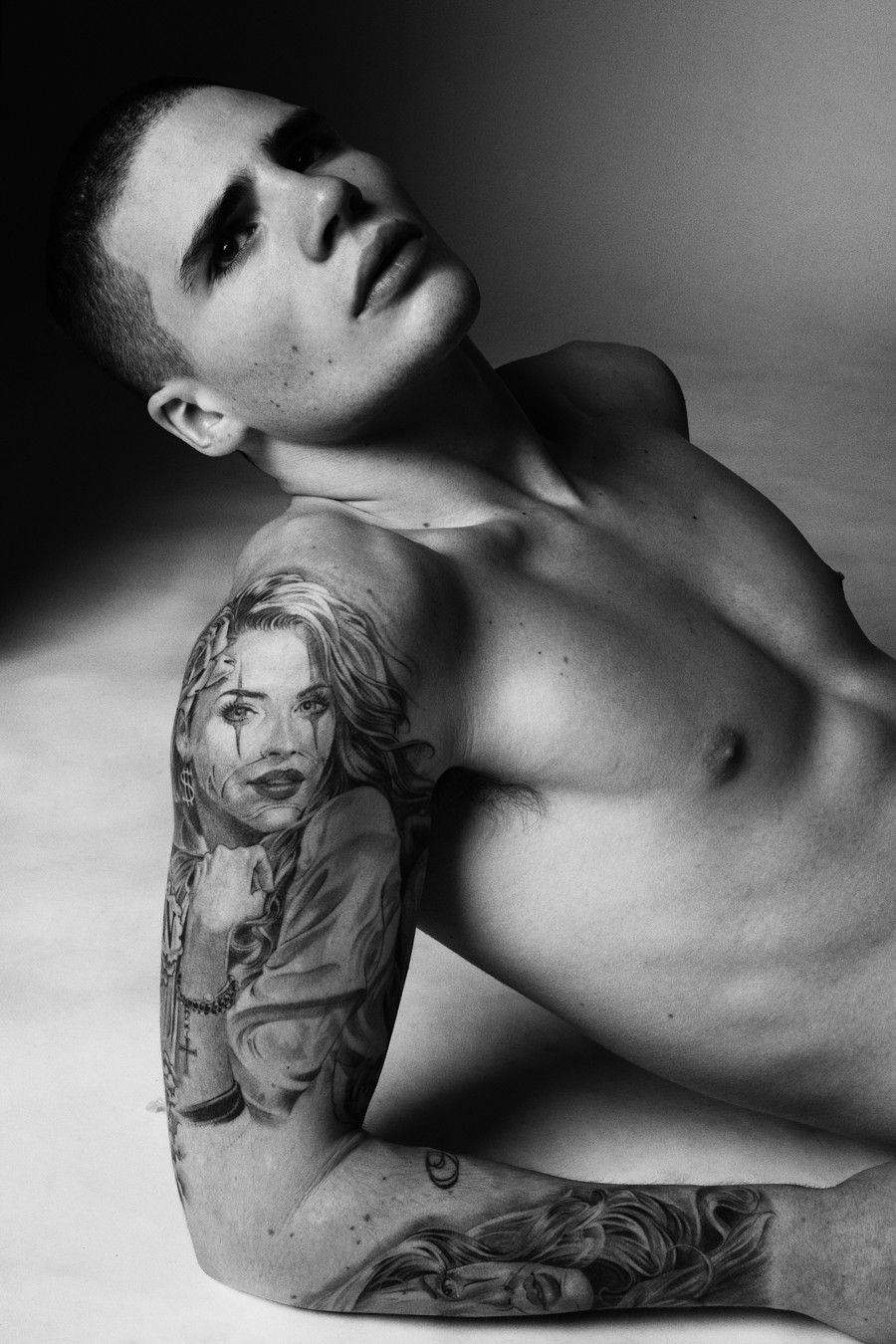 Cool tattoos for white guys toby leonard  tattoo  pinterest  tatted men tattoo and tatting