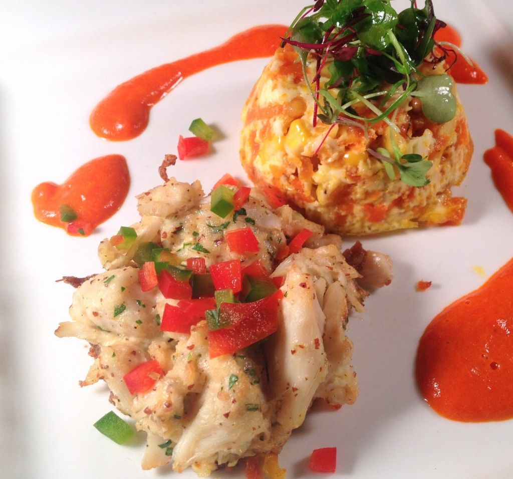 Jumbo lump crab cakes without breading with images