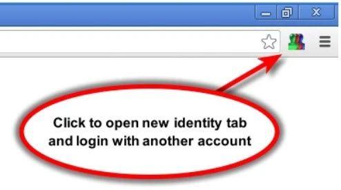 Log into multiple accounts using Firefox or Chrome