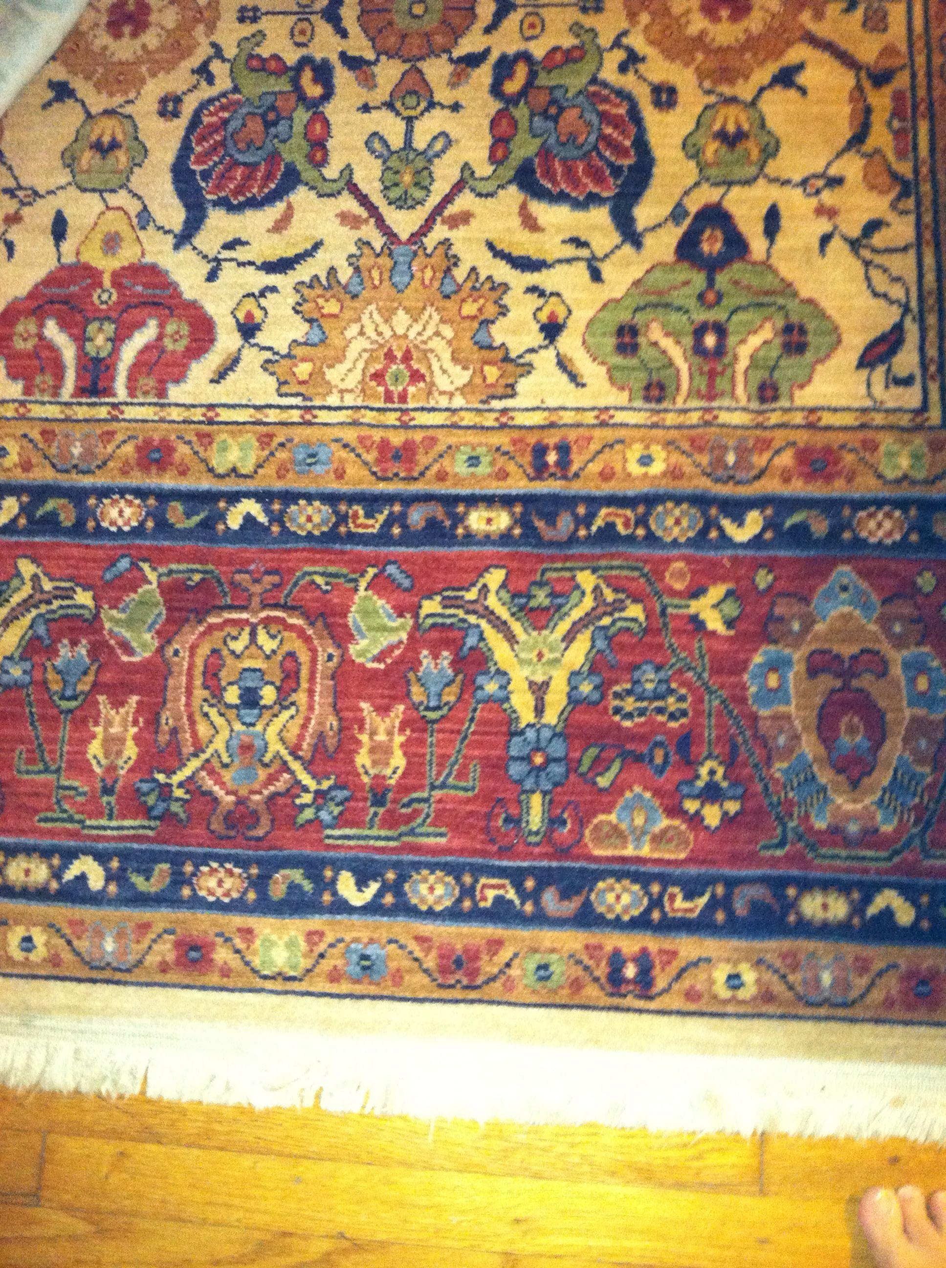 Karastan Rug Roximately 9 X 12