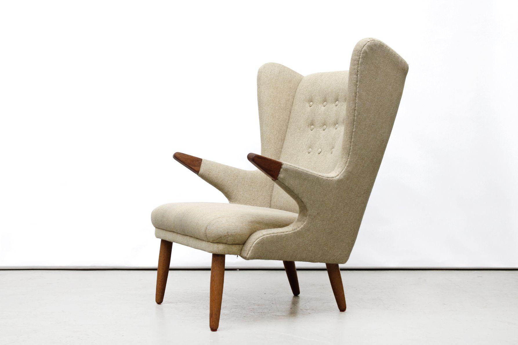 Prime Svend Skipper Papa Bear Chair Vintage Design Mid Century Ibusinesslaw Wood Chair Design Ideas Ibusinesslaworg