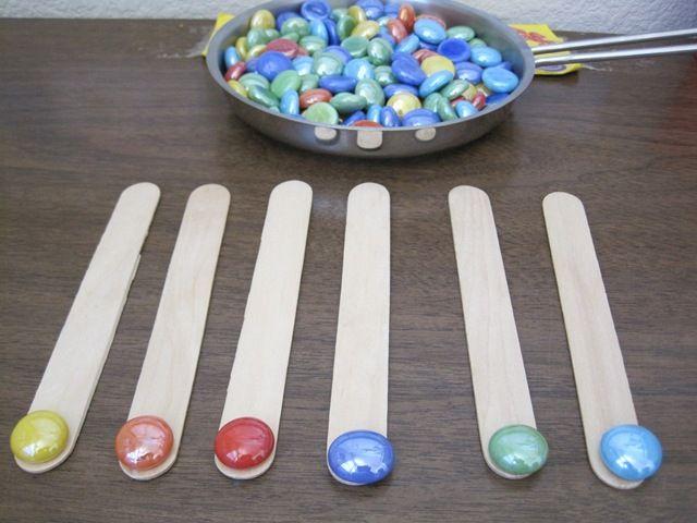 color sorting montessori practical life pinterest activit p riscolaire p riscolaire et. Black Bedroom Furniture Sets. Home Design Ideas
