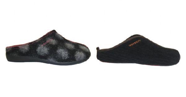 Zapatillas de casa Nordikas