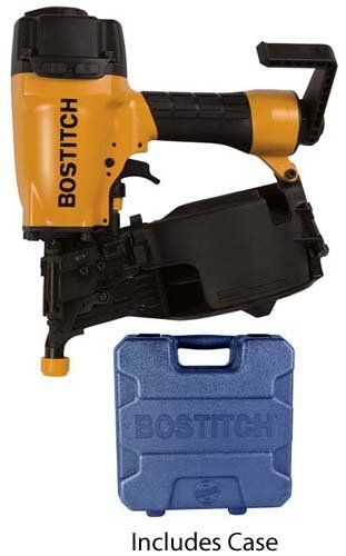 Bostitch Factory Reconditioned U N66c 1 1 1 4 To 2 1 2 Inch Coil Siding Nailer With Aluminum Housing Tools Bostitch Factory Recondition Nailer Coil Siding