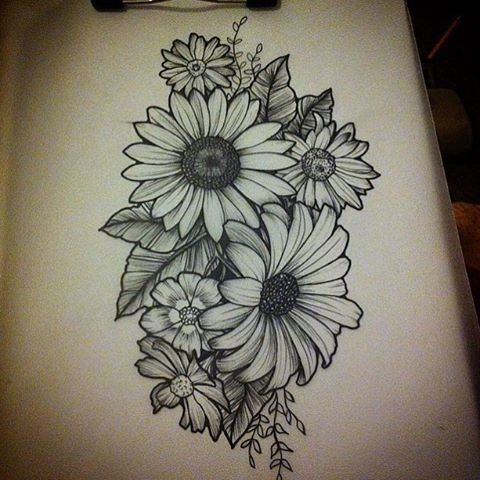 Blume Tattoo Dotwork Flowertattoo Auf Instagram In 2020 Shape Tattoo Tattoos Tattoo Designs