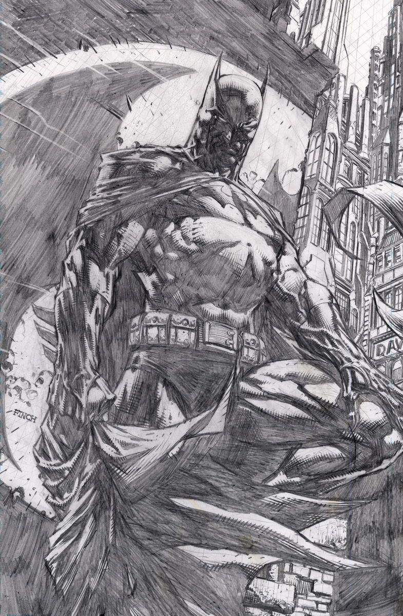 Batman by David Finch | Comics | Pinterest | Cómic, Dibujo y Cómics