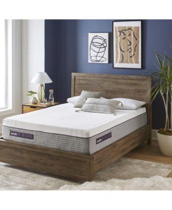 Purple 3 12 Cushion Firm Mattress California King White California King Bedding Purple Mattress