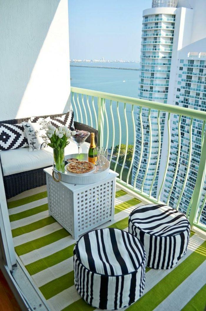 ▷ 1001 + ideas sobre decoración de terrazas pequeñas Pinterest