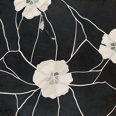 Gorgeous Mosaic Tile Ann Sacks Tiles Mosaic Flowers Ann Sacks