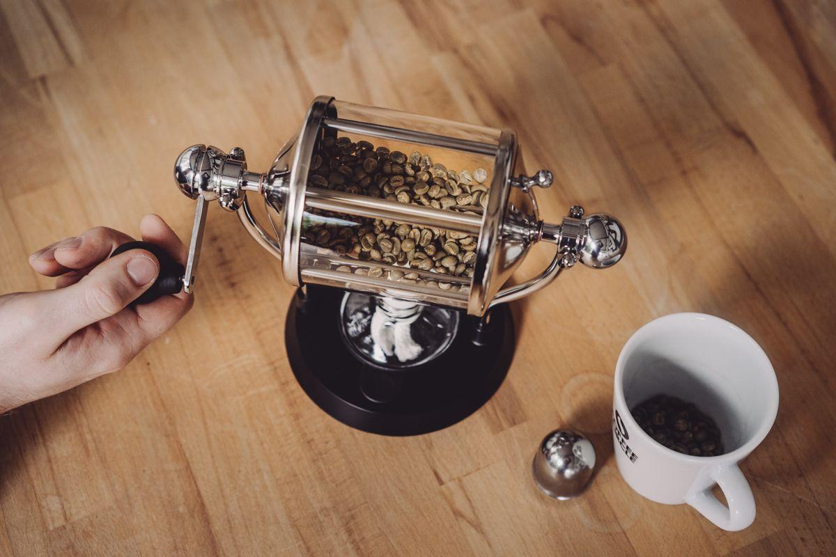 die besten 25 kaffee selber r sten ideen auf pinterest. Black Bedroom Furniture Sets. Home Design Ideas