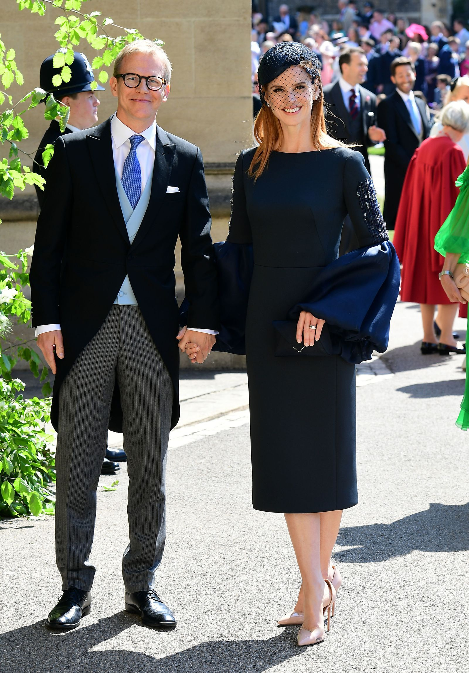 All The Celebrities At Prince Harry And Meghan Markle S Royal Wedding Royal Wedding Outfits Royal Wedding Dress Nice Dresses