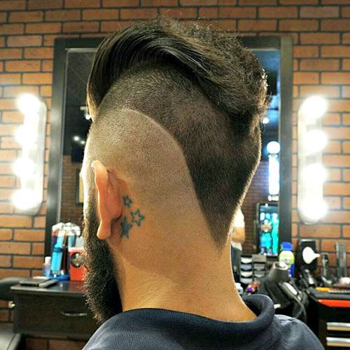 The V Shaped Haircut Fade Haircuts Pinterest Hair Cuts V Cut