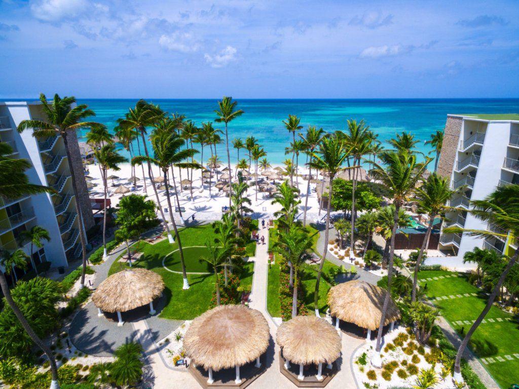 Holiday Inn Resort Aruba Amazing Beach One Week Starting At 1 100
