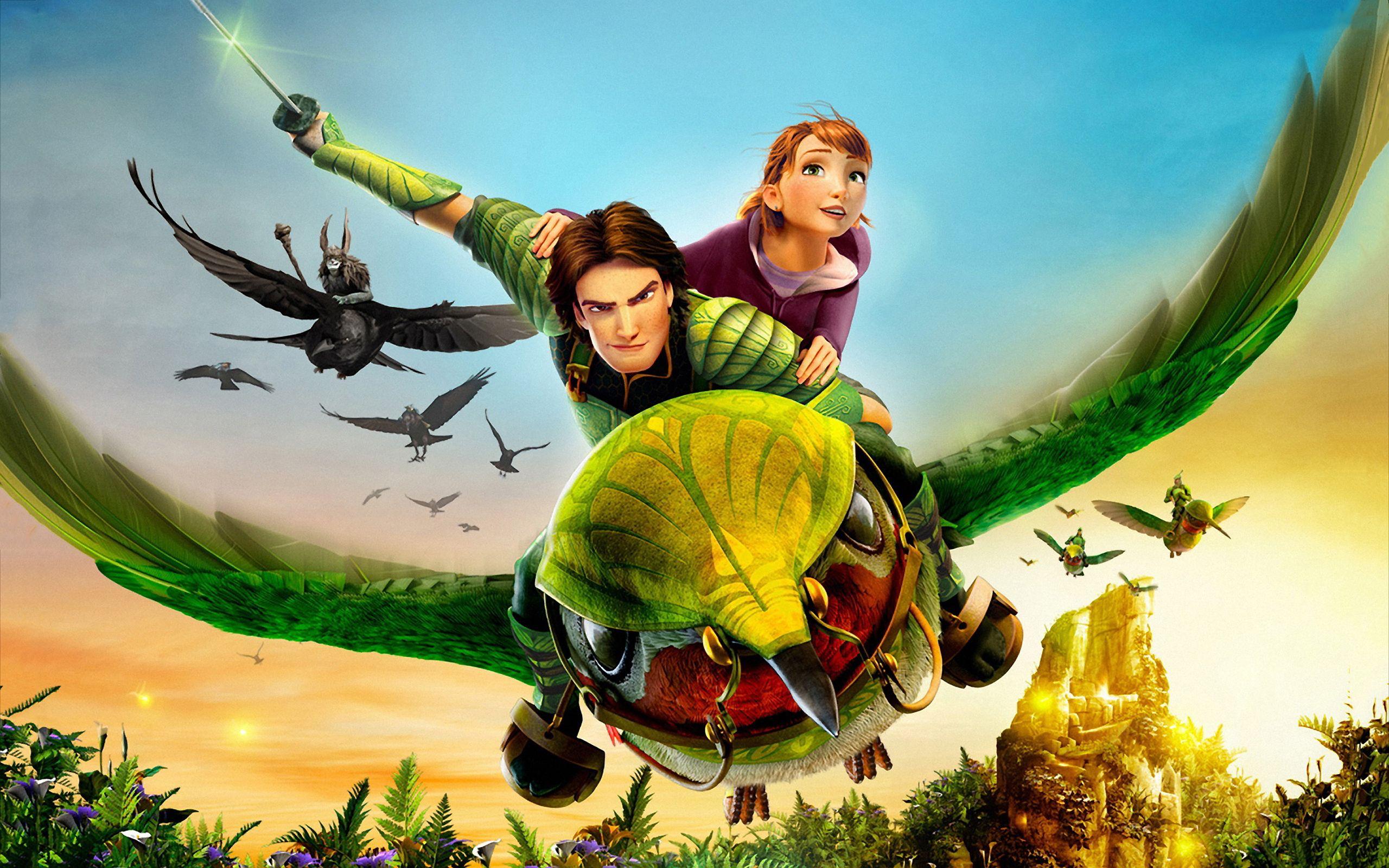 Epic Movie HD 2560x1600 Epic movie, Epic movie 2013