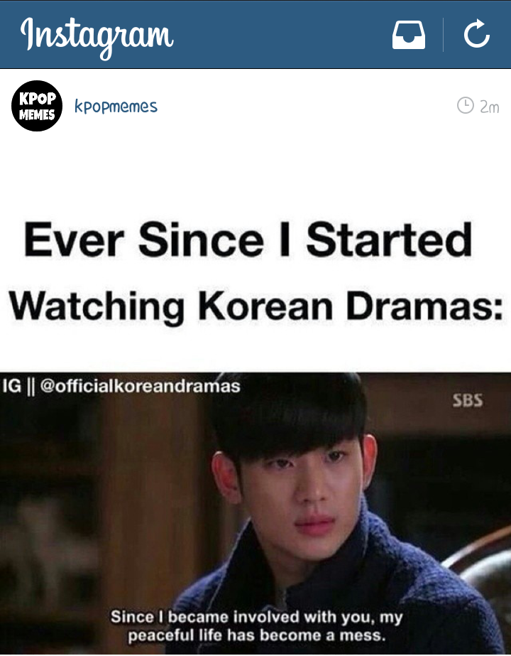T T I Even Stayed Up All Night Watching A Whole Series In One Go Drama Memes Funny Korean Korean Drama Quotes