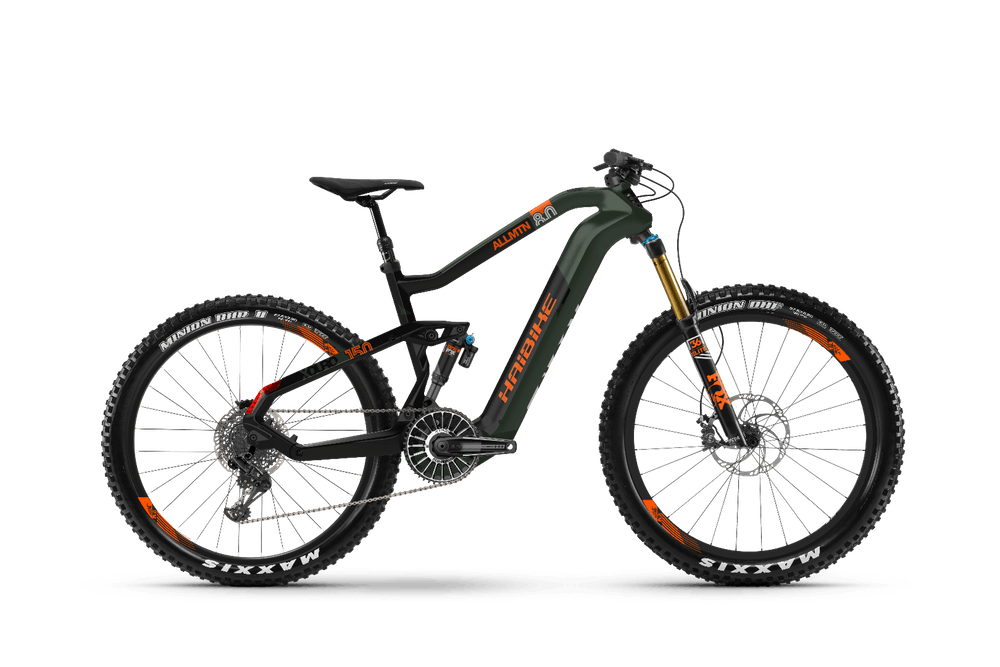 Haibike S 2019 Flyon E Bike Range Packs Beauty And Brawn