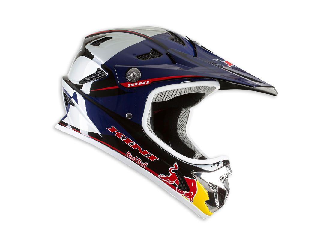 Mtb Downhill Kini Red Bull Helmet 2014 1040 215 781 D