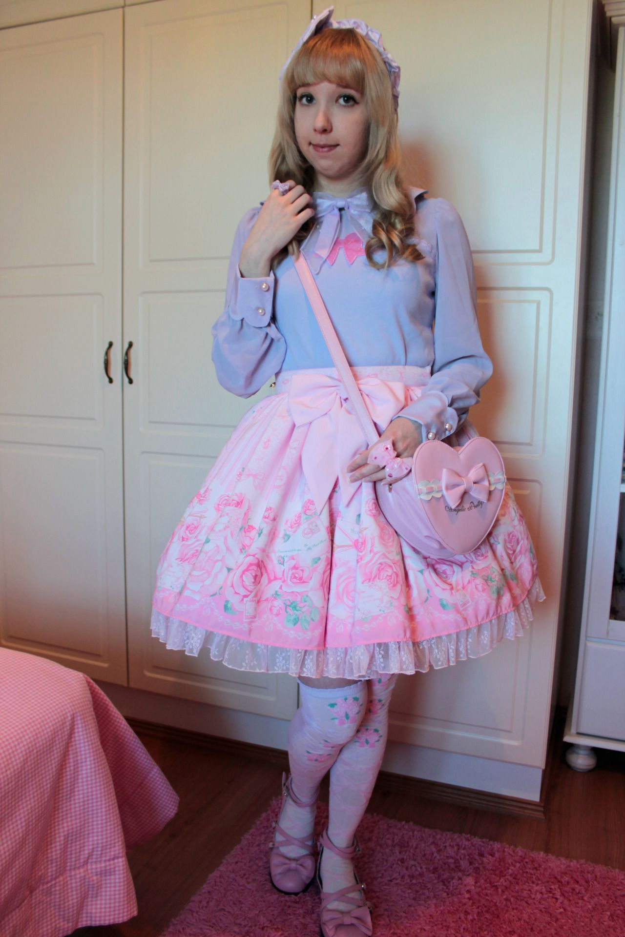 """Frilly Sissy Tumblr pertaining to sweetnatsu: """"yesterday's outfit """"   pretty broleta   pinterest"""
