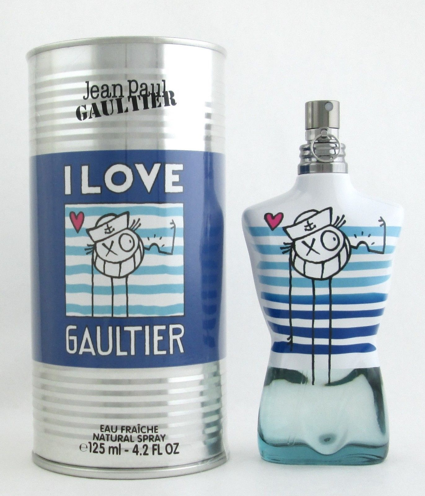 61 99 Le Male I Love Gautlier Cologne Jean Paul Gautlier 4 2 Oz Eau Fraiche Spray Men Gautlier Cologne Fraiche Care Antia Jean Paul Fraiche My Love