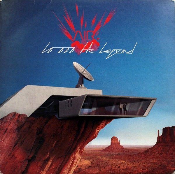 Air 10 000 Hz Legend Legenden Lps Vinyl