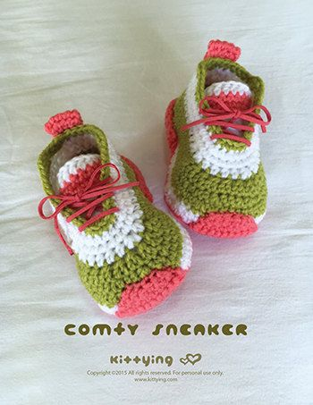 6aaa3eecaa8b4 CROCHET PATTERN Toddler Comfy Toddler Sneakers Crochet Toddler Shoes ...