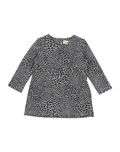 LE PETIT COCO Girl's' Dress Grey 6 months