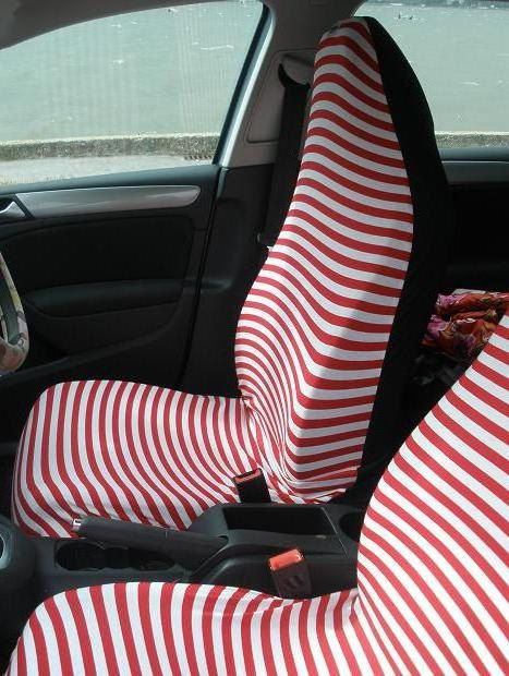 Me Mo Car Seat Covers Airbag Friendly Red By MeMoCarSeatCovers