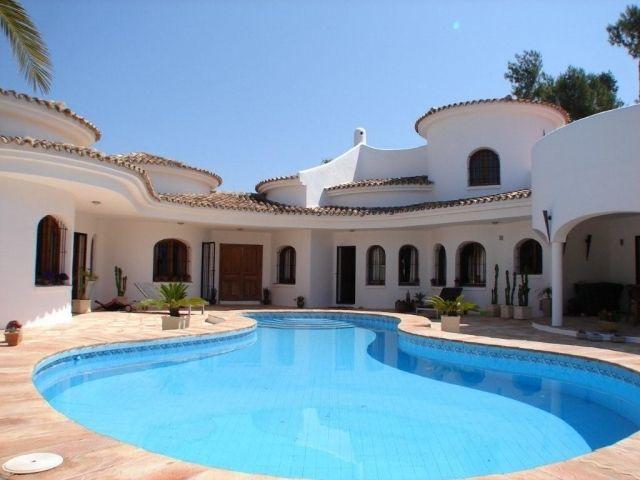 Villa à Moraira pour 8 personnes - 4 chambres, piscine privée