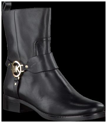 4e3970863a7 Zwarte Michael Kors Korte laarzen FULTON HARNESS BOOTIE   Fashion ...