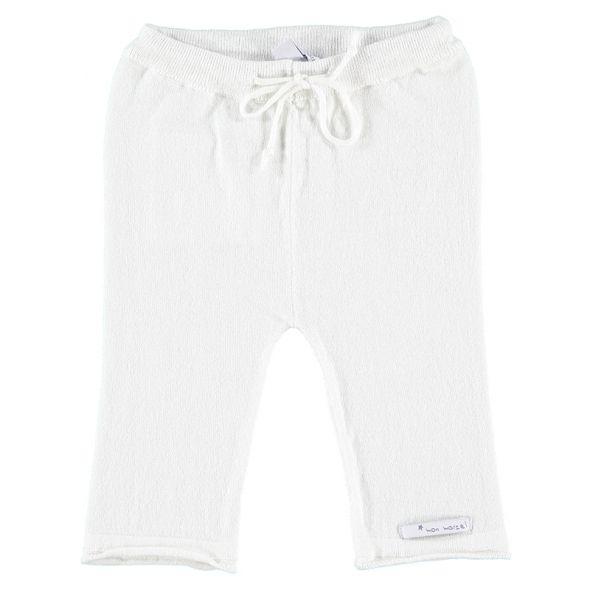 Mon marcel Pantalones Oriol blancos #monmarcel #elcaudencoco #barcelona