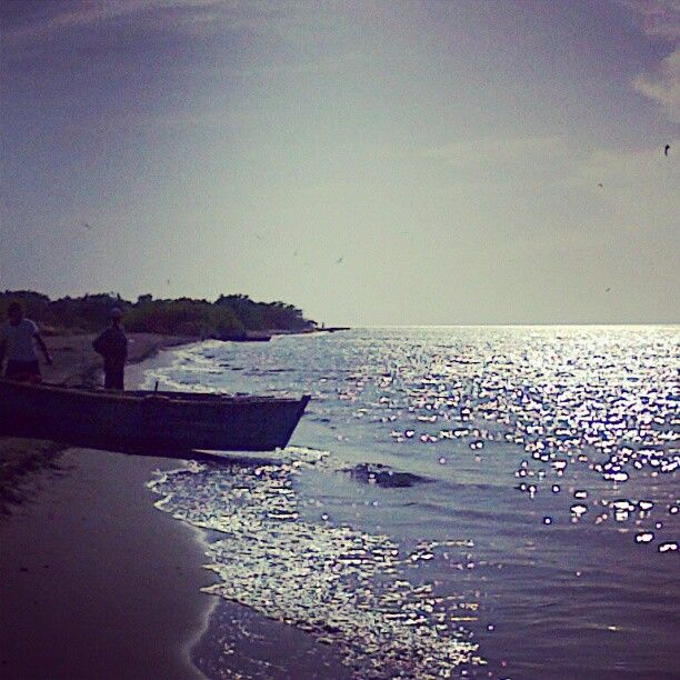 #Baní #DominicanRepúblic #Playa #Atardecer - @esglen- #webstagram