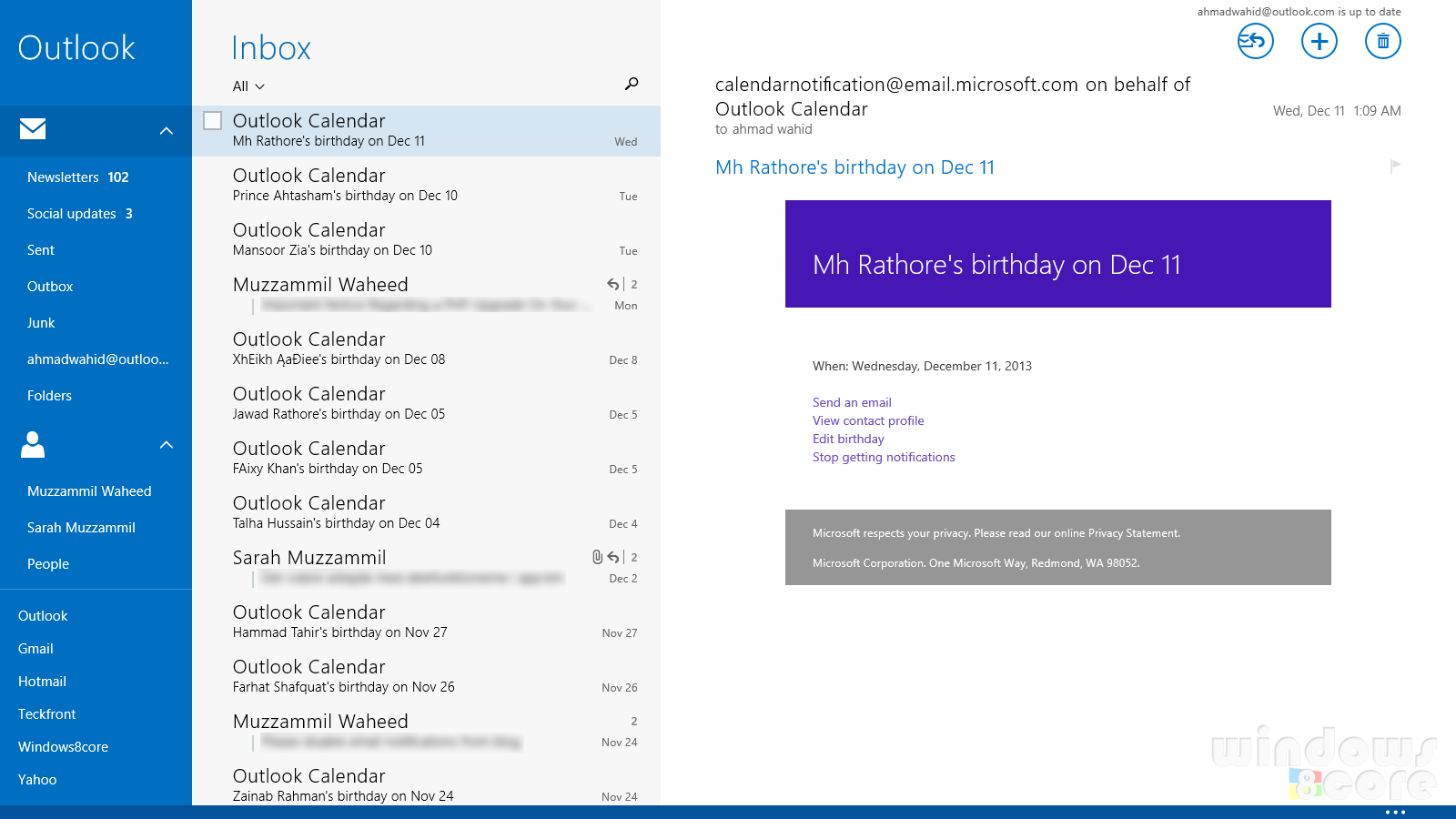 Tip: How to manually sync new emails using Mail app of