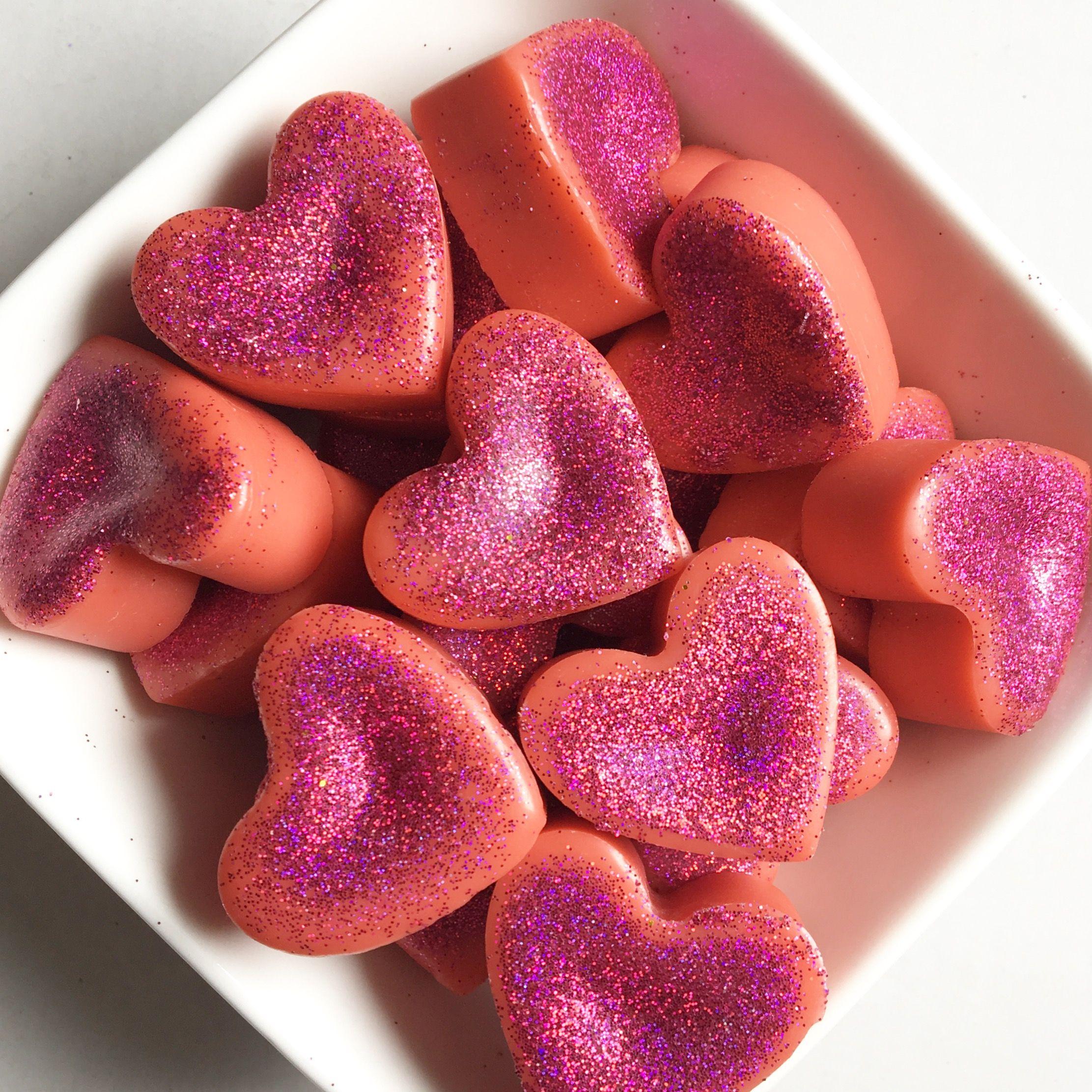 Love potion scented wax melts wwwmoonlightmeltscouk