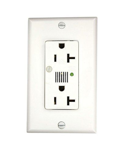 Nekteck Power Strip Surge Protector Flat Wall Plug with 4