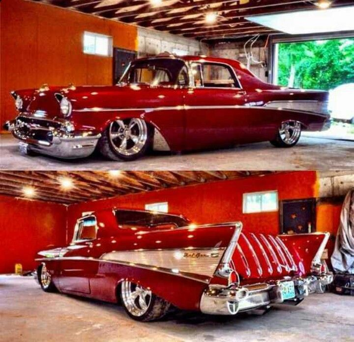 1957 Chevy El Camino Custom.