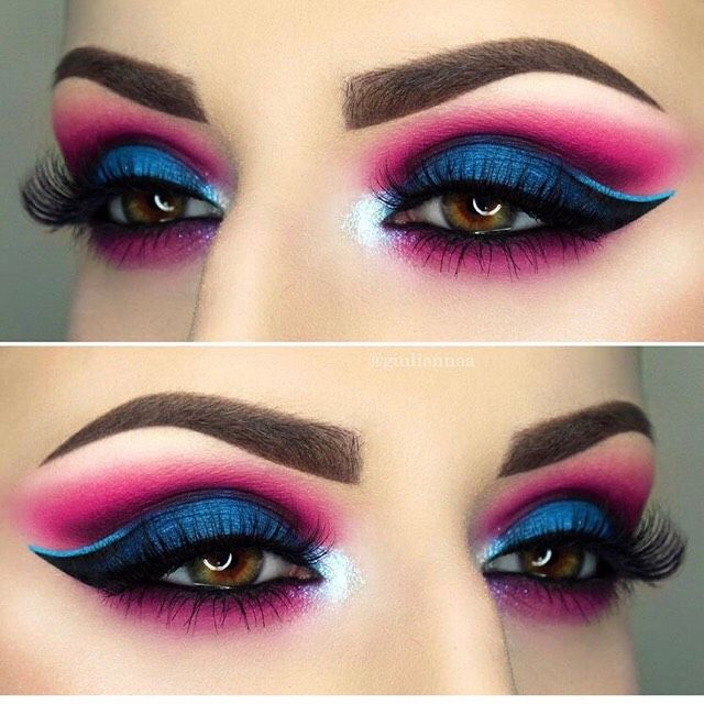 How To Draw On Eyebrows In 2019 Make Up Colorful