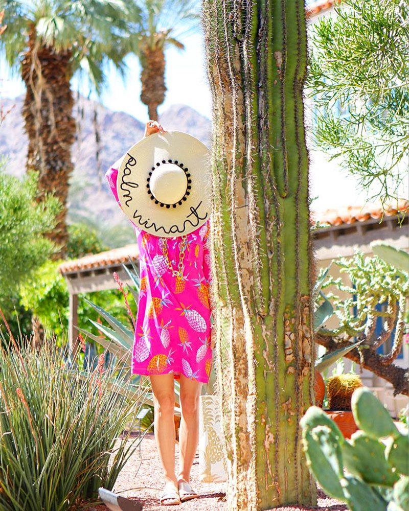 Desert Escape La Quinta California Small Boutique Hotels California Resort Wear